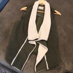 Anthropologie sweater vest